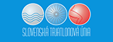 logo slovenská triatlonová asociácia